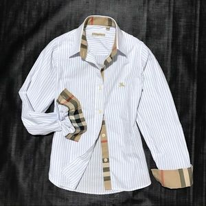 Burberry Brit s small dress shirt